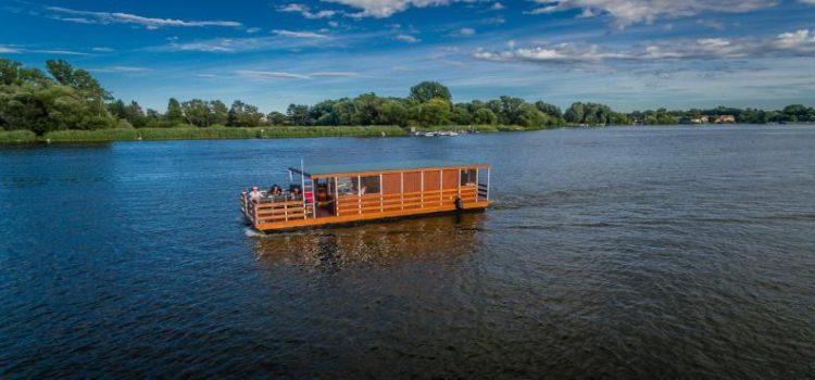 Den Beetzsee auf einem Hausboot erkunden