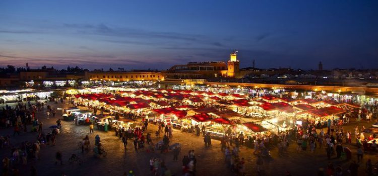 Marrakesch eine Städtereise zwischen Mitelalter und Moderne