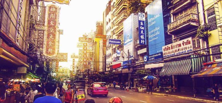 Thailand Städtereise und Badeurlaub