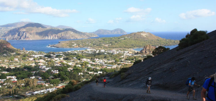 Liparische Inseln – ein Mittelmeerparadies