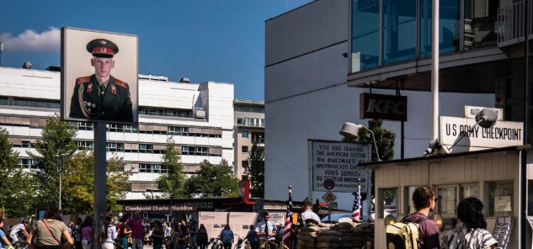Berlin eine aufstrebende Stadt mit viel Geschichte