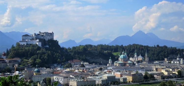 Musikhauptstadt und Weltkulturerbe – das ist Salzburg