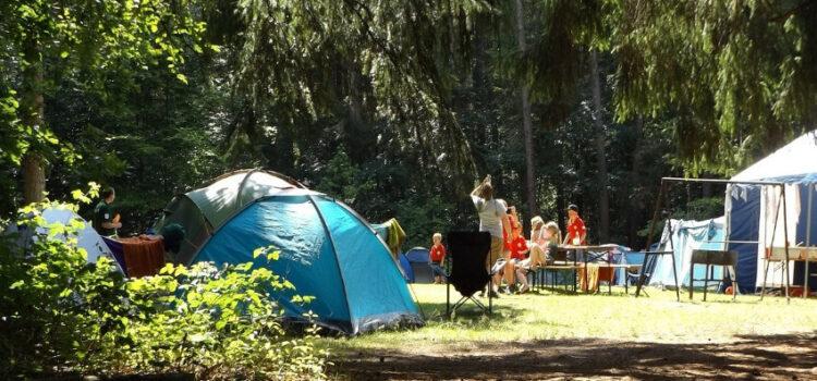 Die schönsten Campingplätze in Nordrhein-Westfalen